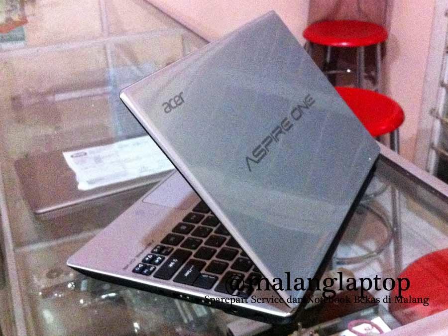 Netbook Second Acer AspireOne 756
