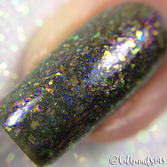 Bee's Knees Lacquer-The Maze