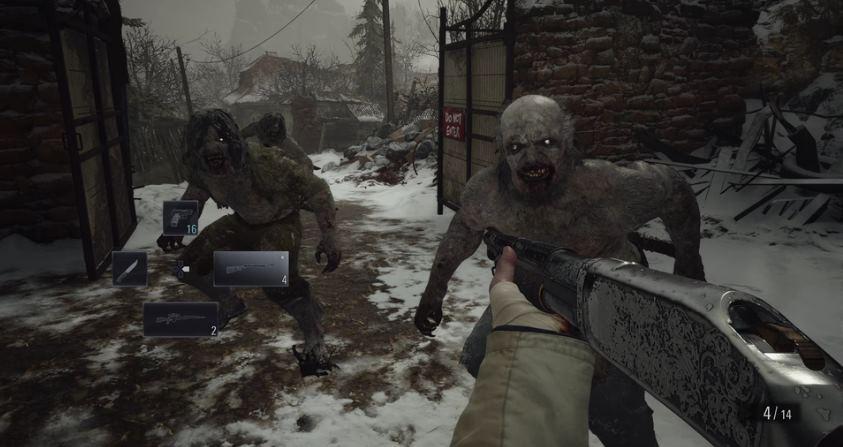 Resident Evil Village PC Español