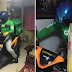 Customer, Pinapasok ang Grab Food Rider sa Loob ng Kanyang Bahay Dahil sa Takot na Mahuli sa Curfew!