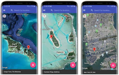 Aplikasi Fake GPS Terbaik - 6