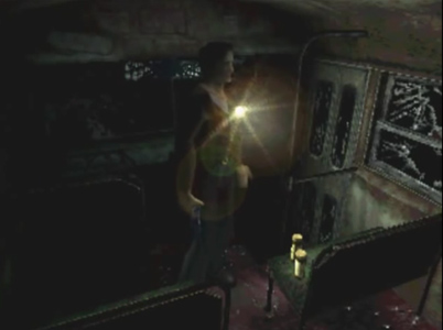 Silent Hill Gameplay