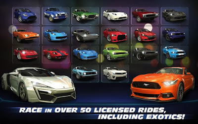 Fast and Furious: Legacy Apk Riders