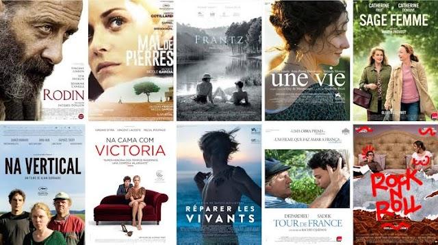 Plataforma de streaming disponibiliza gratuitamente 50 filmes premiados franceses