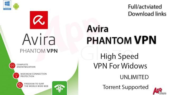 Avira Phantom VPN Pro Full