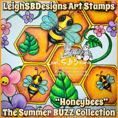 Honeybees Set - The Summer BUZZ Collection