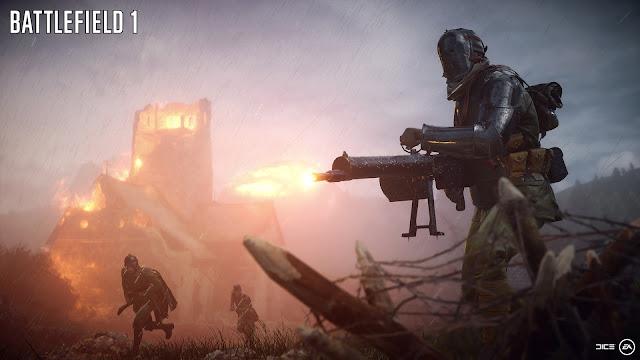 Review – Battlefield 1 arditi