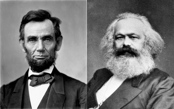 Carta de Karl Marx para Abraham Lincoln (1864)