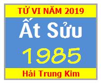 Tử Vi Tuổi Ất Sửu 1985 Năm 2019 - Nam Mạng - Nữ Mạng