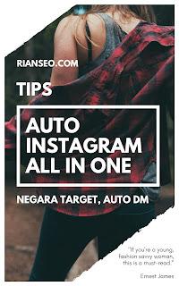 Auto follower instagram tanpa pasword