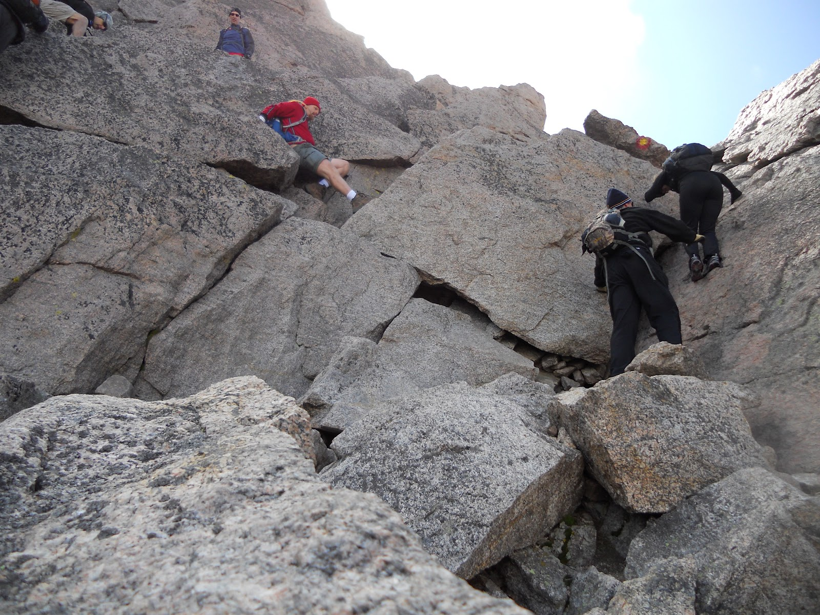 Review: Hikes and Books: Hike Review: Longs Peak via the ...