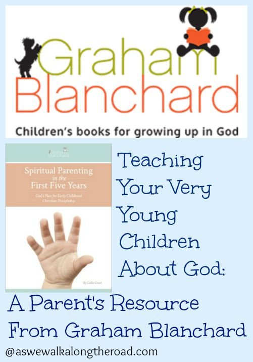 parenting resource to teach young children about God