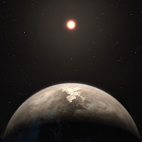 Exoplanet Ross 128 b