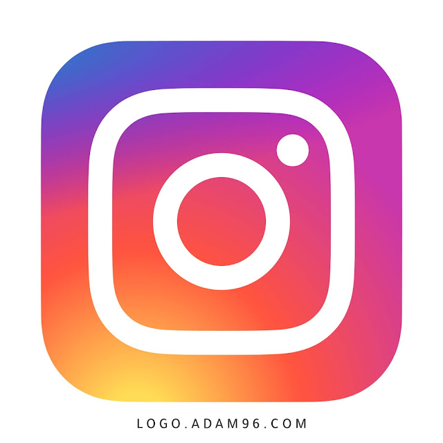 تحميل شعار انستغرام - logo Instagram png