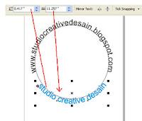 cara-mengatur-jarak-spasi-tulisan-melingkar-dengan-corel-draw