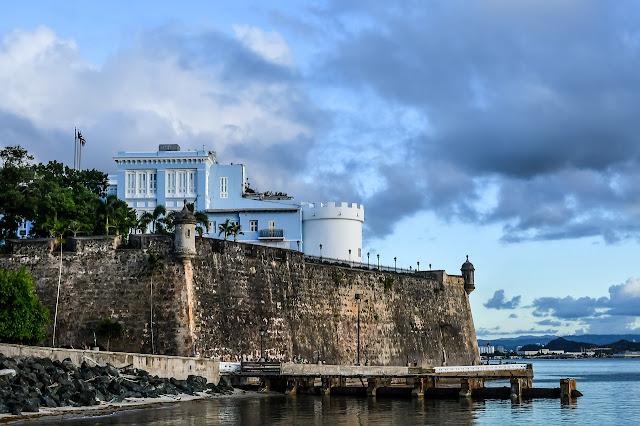 Ocean, Fort, USA, Puerto Rico