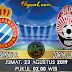 Prediksi Skor : RCD Espanyol vs Zorya Luhansk 23 Agustus 2019
