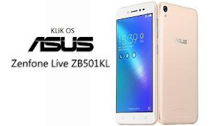 Cara Root Asus A007 Zenfone Live (ZB501KL)