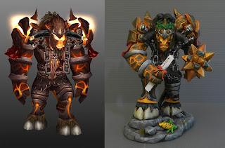 statuette modellini videogiochi personaggi fantasy action figure ru richiesta orme magiche
