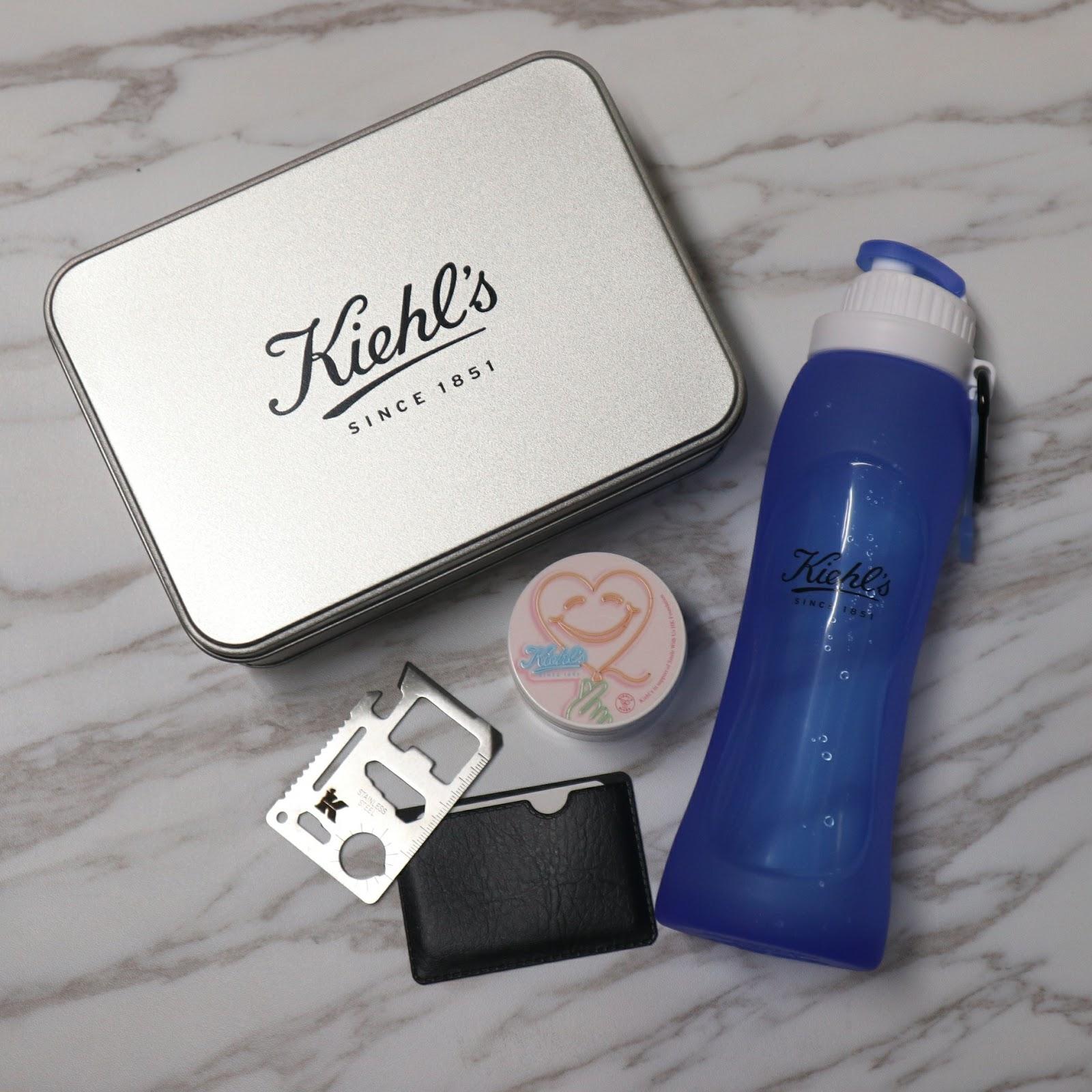 《保養。試用》Kiehl's – Ultra Facial Cream 挑戰極地 發放微笑正能量