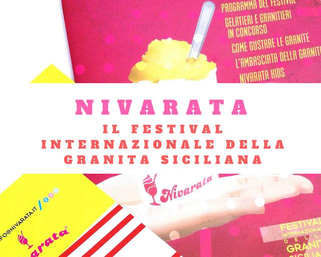 nivarata il festival internazionale della granita siciliana
