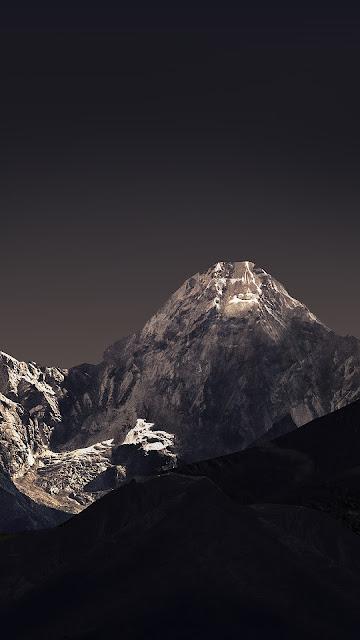 Sfondi gratis per iPhone, montagna, natura,
