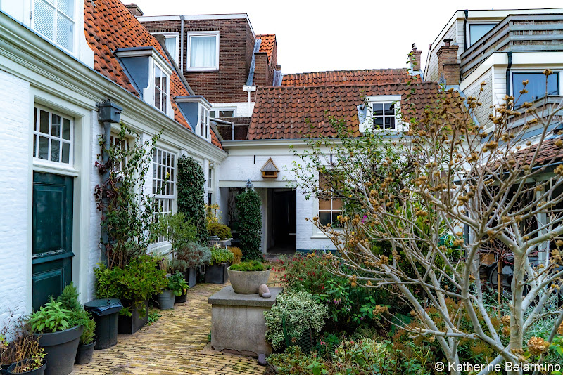Haarlem Hidden Gardens Hofjes Netherlands Day Trips from Amsterdam or Rotterdam