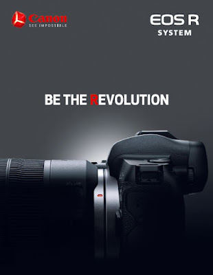 Canon EOS R System Brochure PDF Download