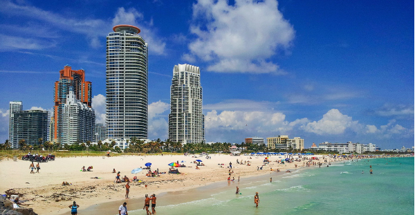 there are so many activities to experience in Miami Beach, Florida
