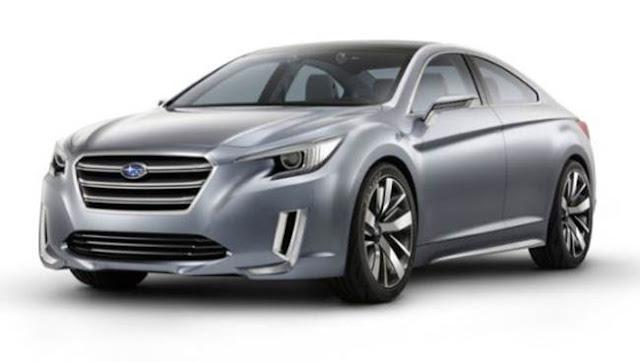 2019 Subaru Legacy Specs, Price, Release