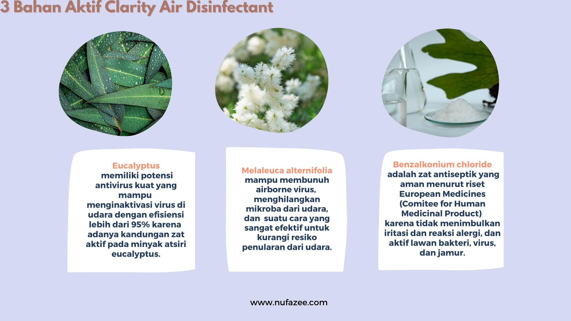 Clarity Air Disinfectant 9