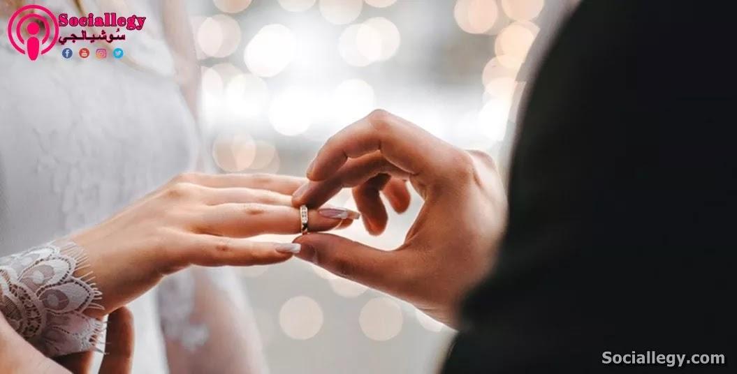 من عادات الزواج