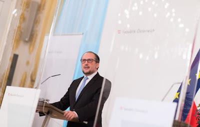 وزير,خارجية,النمسا,يكشف,التحديثات,المتعلقة,بالسفر,من,و إلى,النمسا