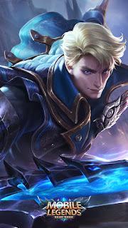 Alucard Demon Hunter Heroes Fighter Assassin of Skins Rework V1