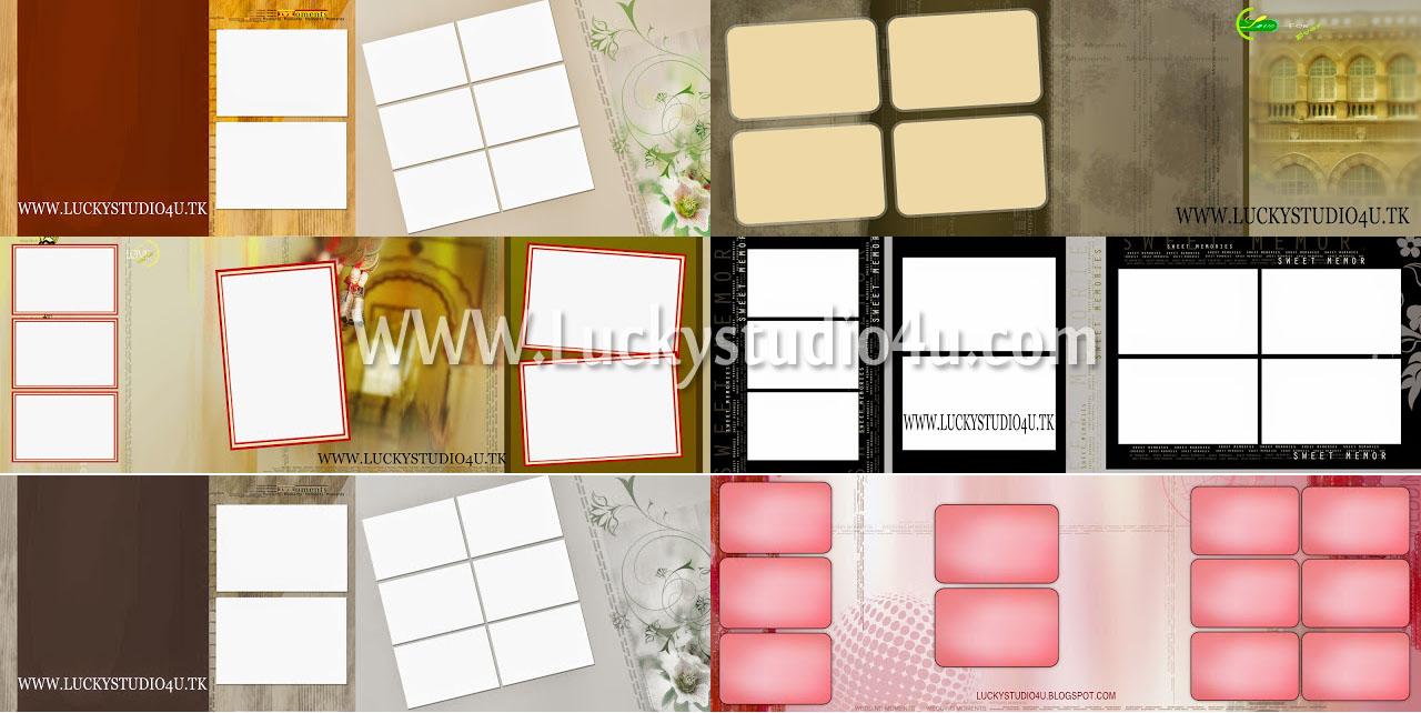 photo album design templates