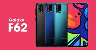 تسريبات حول هاتف سامسونج الجديد Galaxy F62