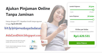 Wajib baca ini Review Pinjaman Bayar bulanan AmarBank Tunaiku dengan Kode UANG10JT mudah disetujui