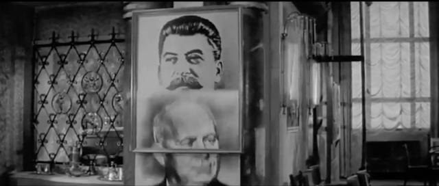 Extrait de Un, deux, trois de Billy Wilder (1961). Vous avez dit déstalinisation ?