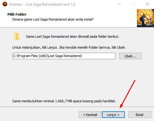 Cara paling mudah untuk download dan install Lost Saga Remastered