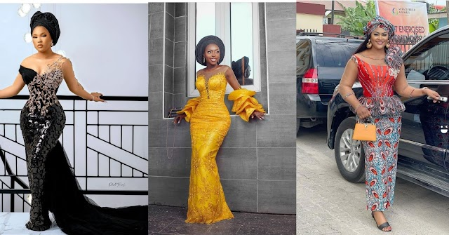 20+ New and Trending Owambe Styles 2021 for Ladies.