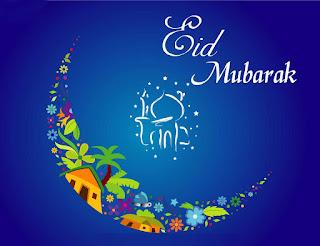 eid mubarak fb status