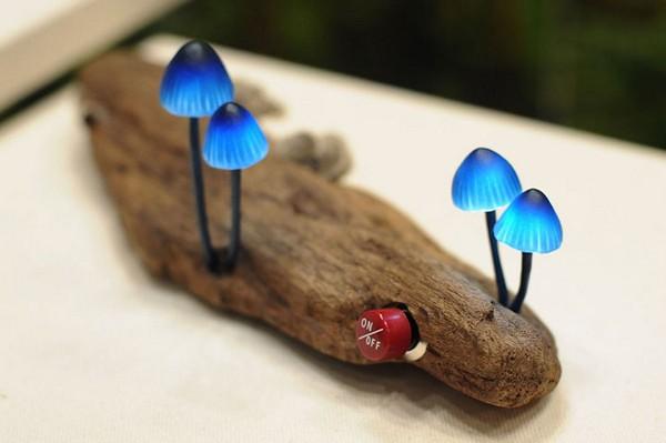 mushroom lights packaging