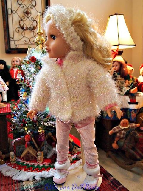 Jo's Holiday Party - Journey girl, Madame Alexander dolls, Boy Lotus doll