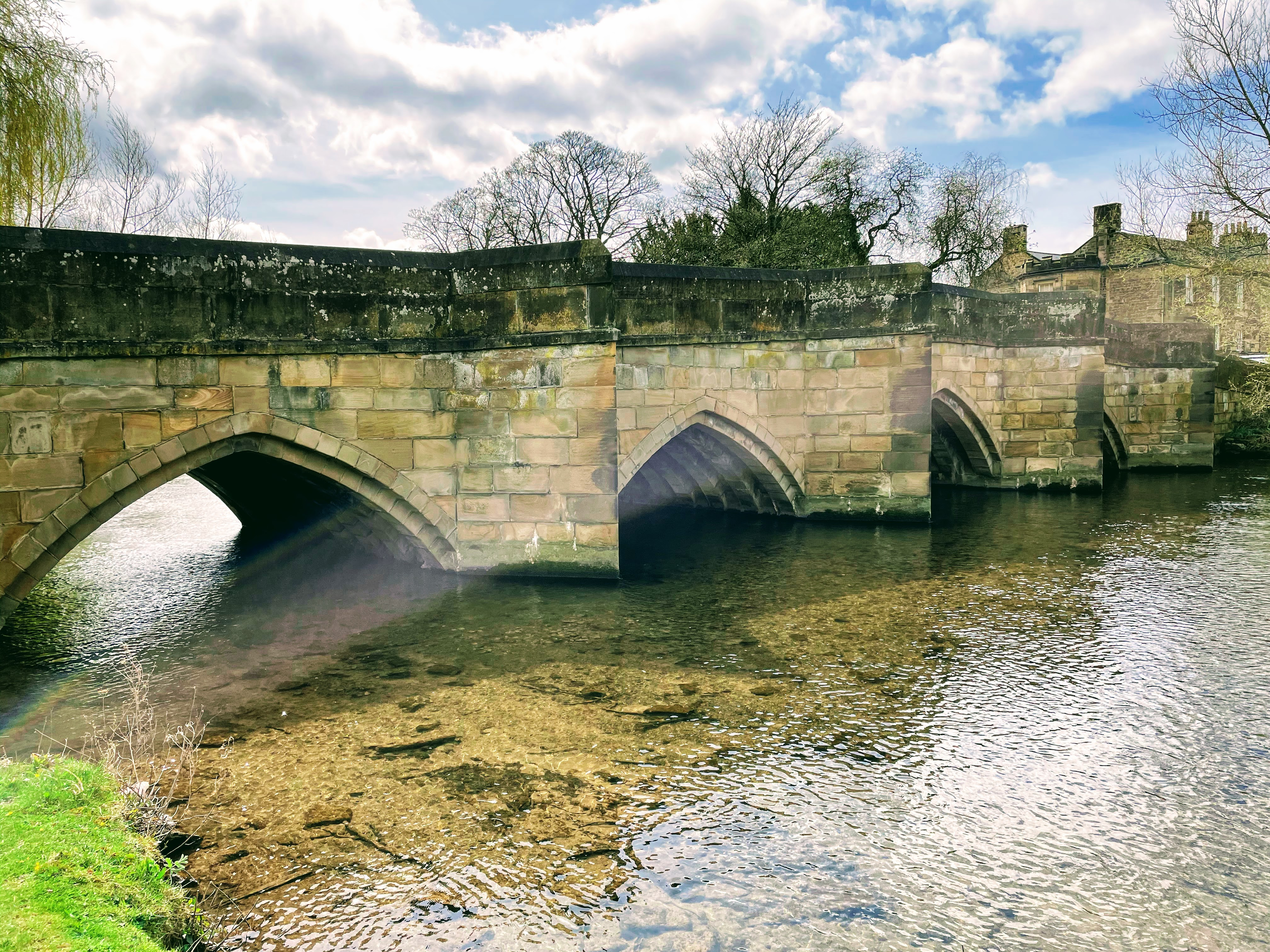 A Day Out In Derbyshire Has To Include Bakewell