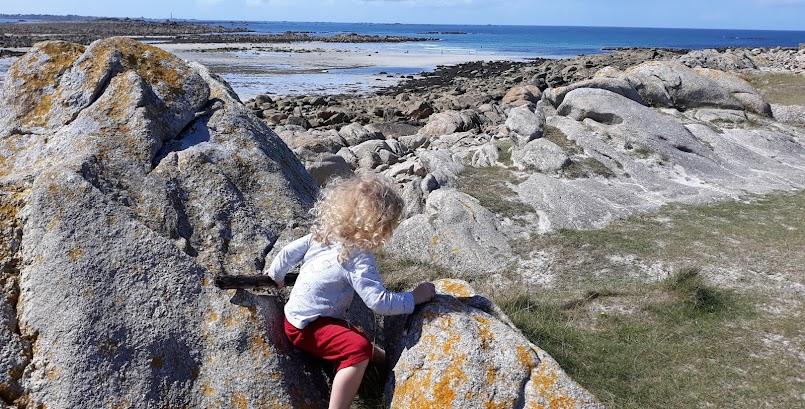 Nasze lato w Bretanii / Notre été en Bretagne