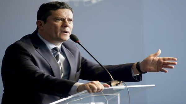 Sergio Moro es interrogado por sus acusaciones contra Bolsonaro