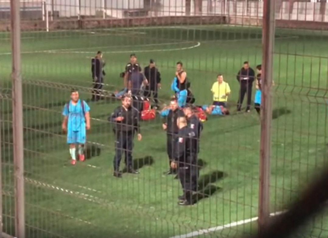 Balean a futbolistas llaneros durante un partido en Guadalajara; hay cuatro heridos