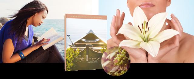 biblical or scripture meditation and self-care workshop exercise