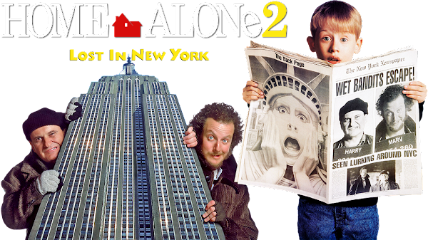Home Alone 2: Lost in New York 1992 Dual Audio Hindi 720p BluRay