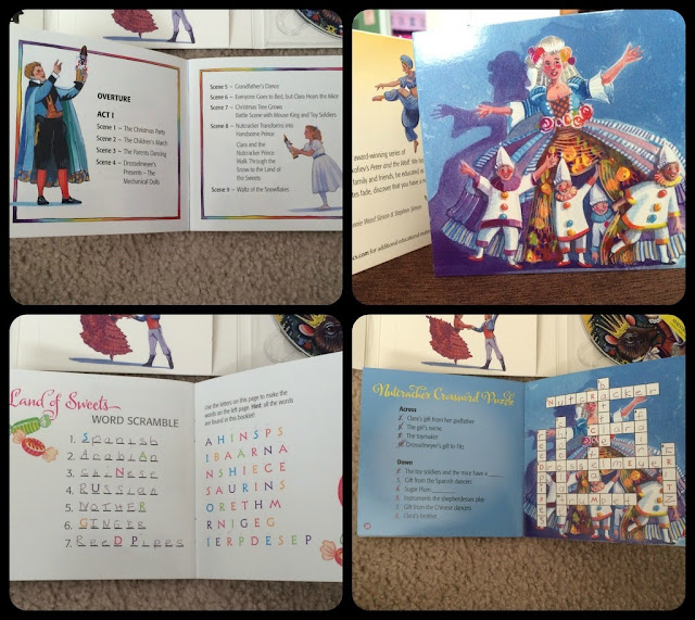 Unexpected Homeschool Review: The Nutcracker from Maestro Classics. A wonderful way for the whole family to enjoy this musical story.